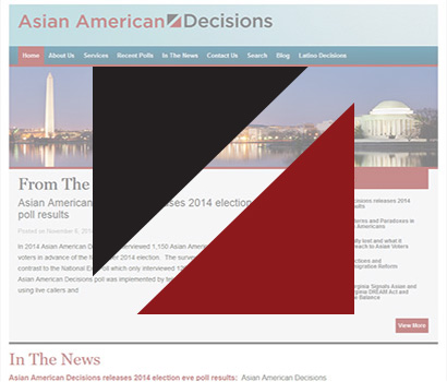 Asian American Decisions Feature
