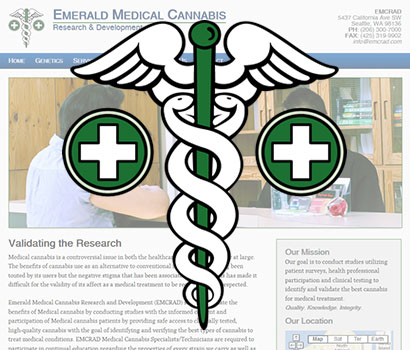 Emerald Medical Cannabis Research and Development Feature